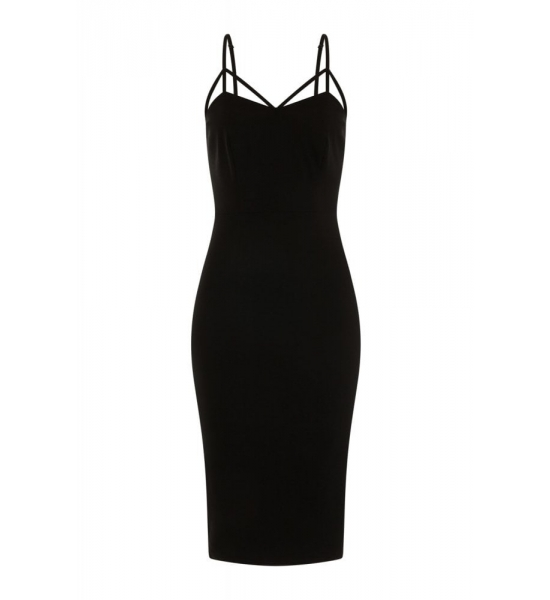 COLLECTIF Lyla Harness Pencil Dress