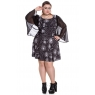 SPIN DOCTOR Lucille ~ Occult Mini Dress